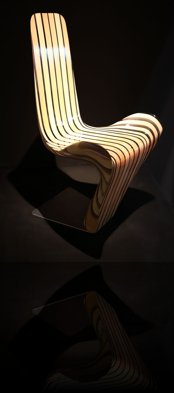 PANGEA chair